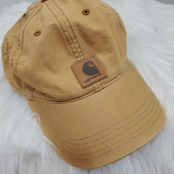 Carhartt mens snapback cap. One size